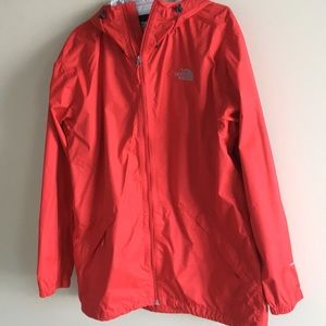 North Face HyVent Windbreaker Jacket Large